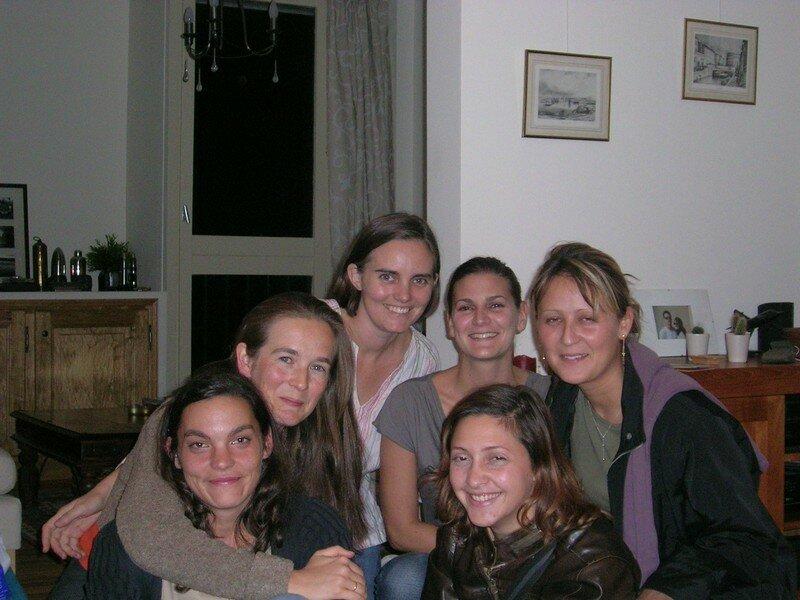 atelier 3 : Ines, Carole, Audrey, Charlrotte, Bénédicte et Marianne