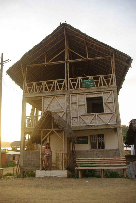 1 La maison de la fondation