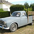 PEUGEOT 403 pick-up Hambach (3)