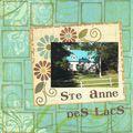 Ste Anne-des-lacs-Laurentides