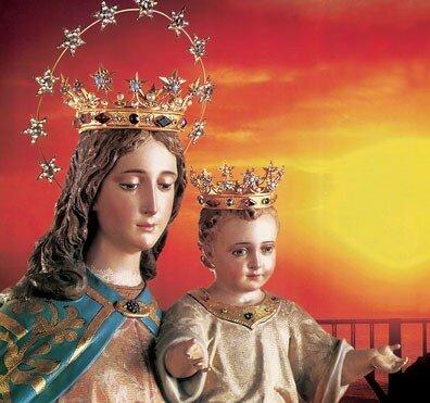 Résultats de recherche d'images pour «Votre Mère, Marie Auxiliatrice»