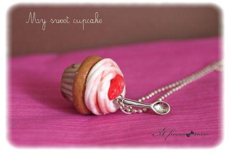 Sautoir fraise