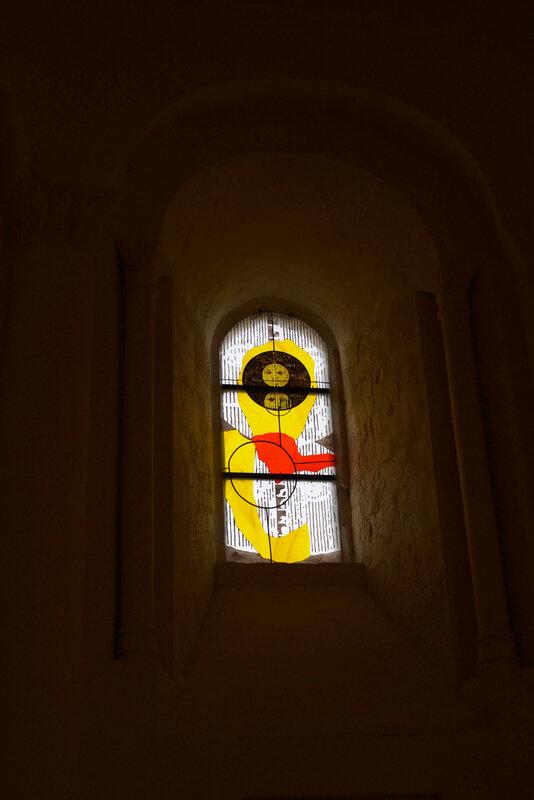 21-Évelyne abbaye Trizay (2)