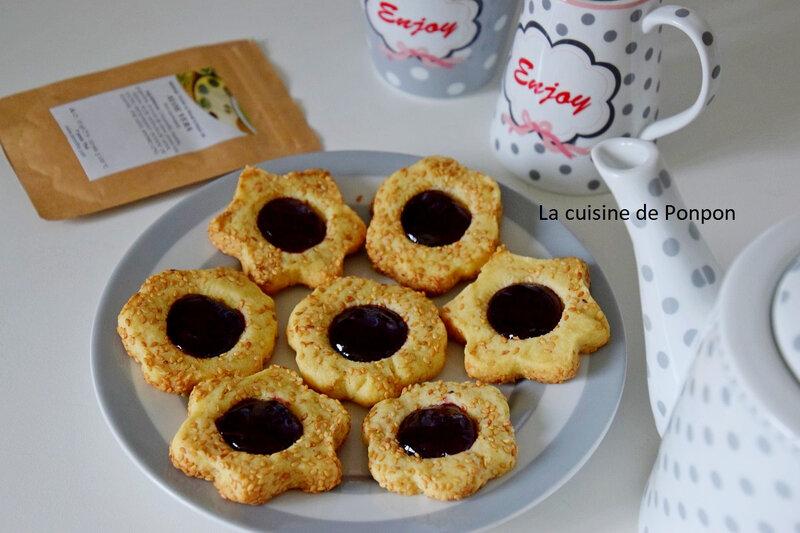 biscuit au sésame (11)