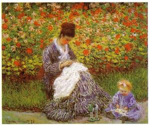 Madame_Monet_et_son_fils_1875