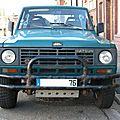 Datsun patrol (1980-1984)