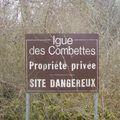 Igue des combettes, 25 Février 2010