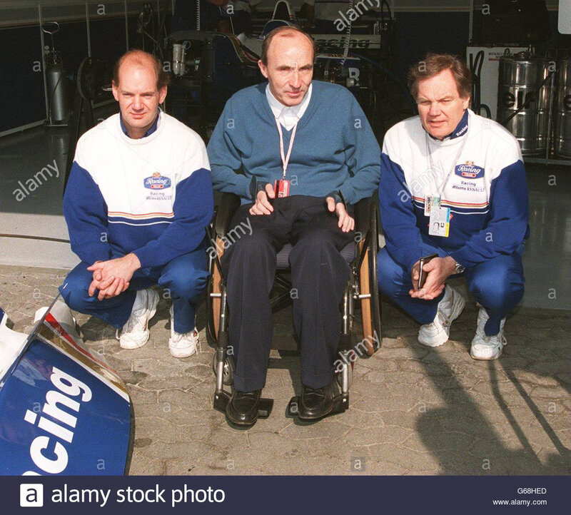 adrian newey frank and patrick