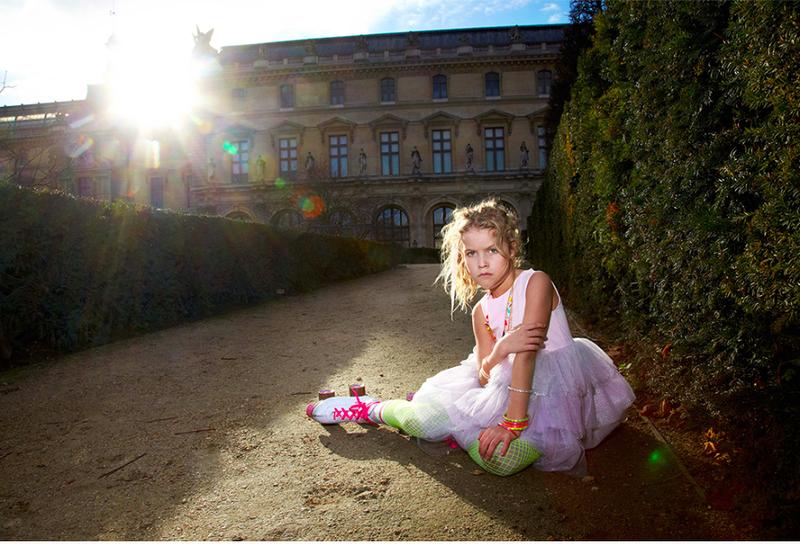 Mademoiselle P et Kid In 1