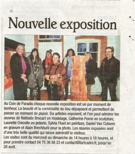 article 3 mars 2013
