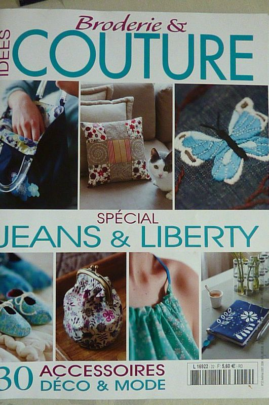Broderie et couture n°22