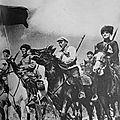 1920 - la guerre civile endeuille la russie