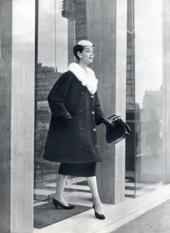 Balenciaga 1956 Photo Pottier