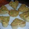 Petits pains de thon courgettes1