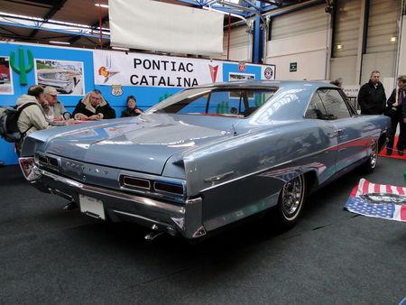 PONTIAC Catalina 421 Hardtop Coupe 1966 salon champenois du véhicule de collection de Reims 2011 2