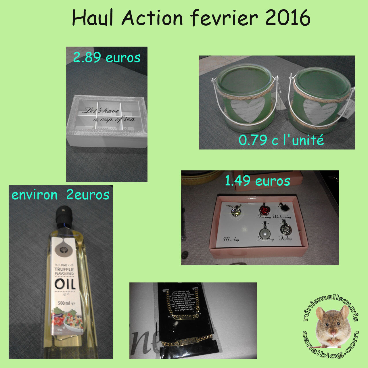Haul action fevrier 2016