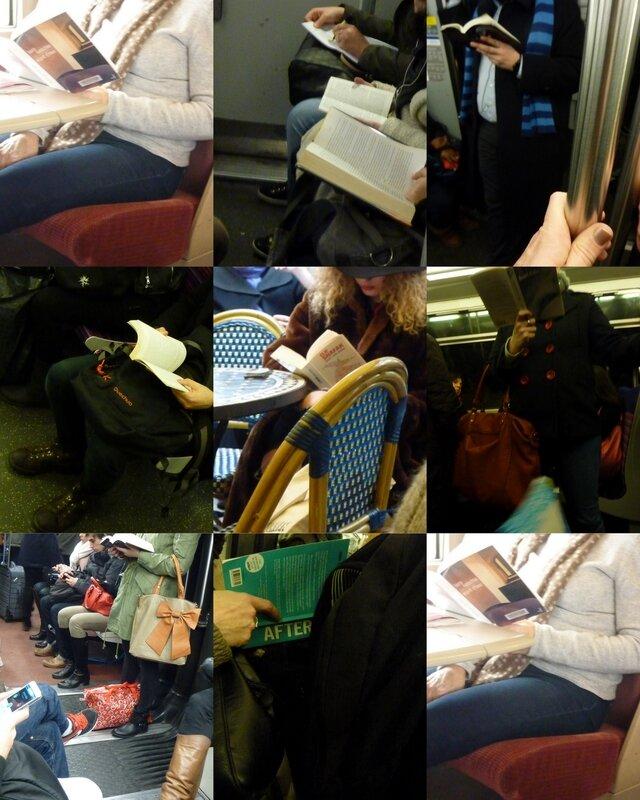 Paris lecteurs