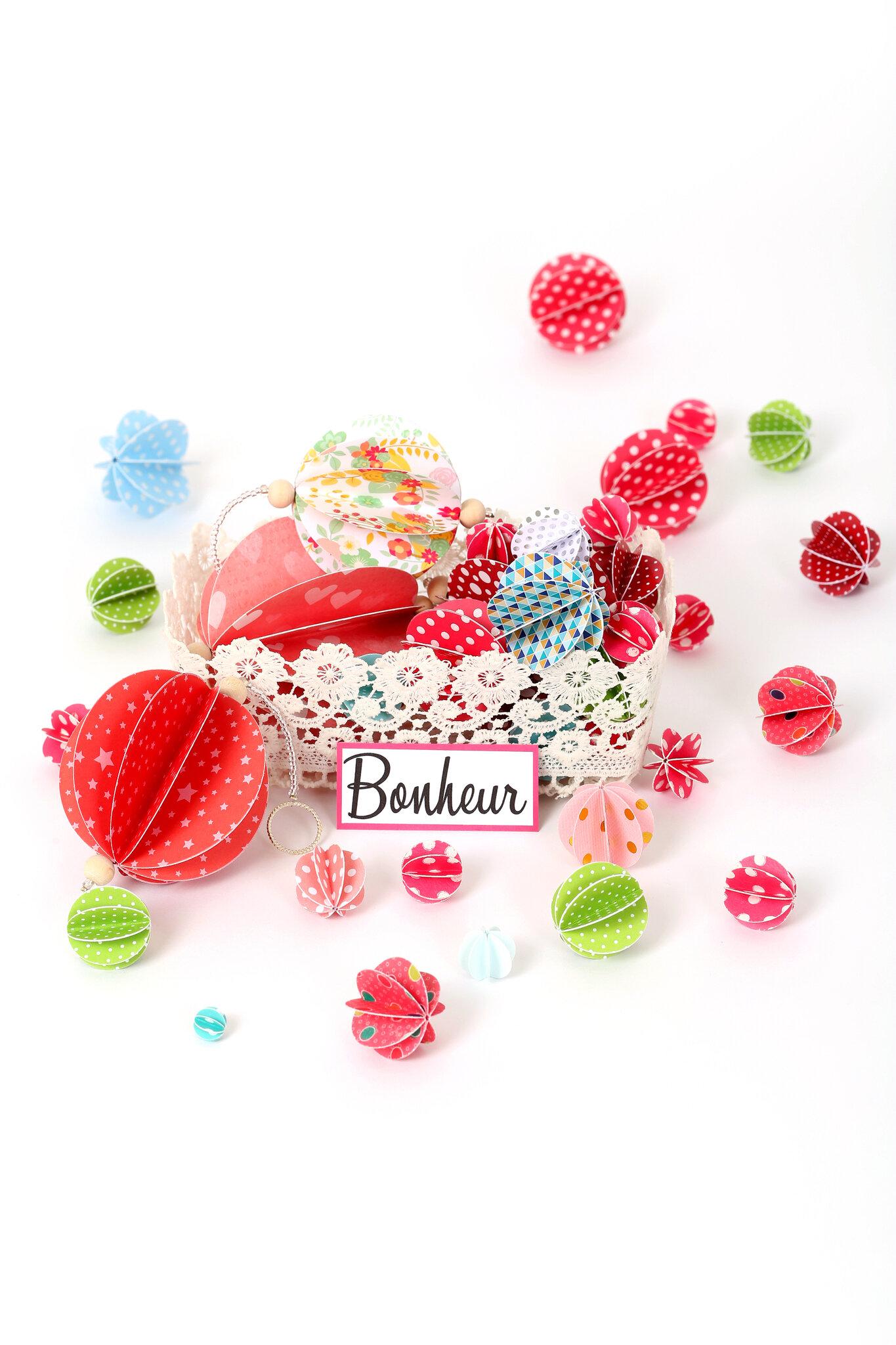 Comment Faire Des Boules En Papier ♡ tuto des boules en papier ♡ - décoration, diy, tuto