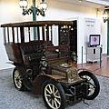 Peugeot type 56 tonneau fermé 1903