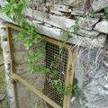 ouverture du puits sécurisée