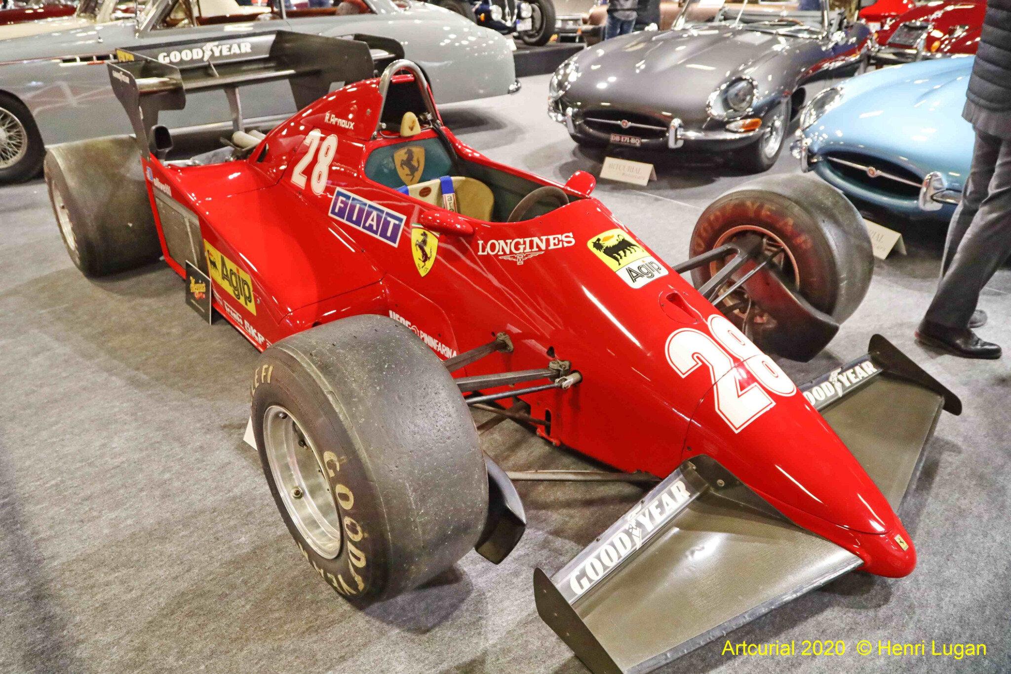 1983 - Ferrari 126 C3 #068_01 HL_GF