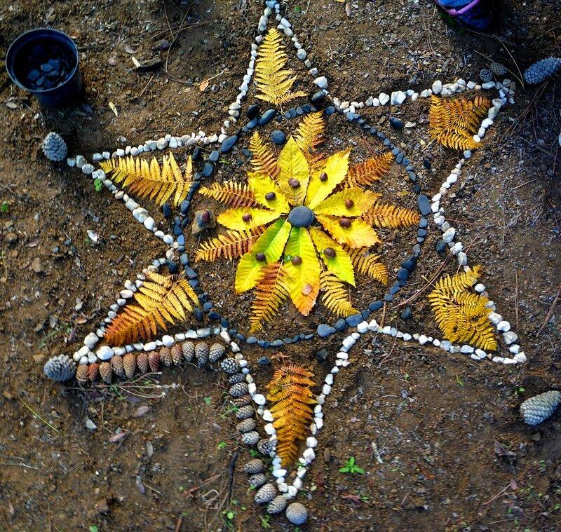 étoiles d'automne