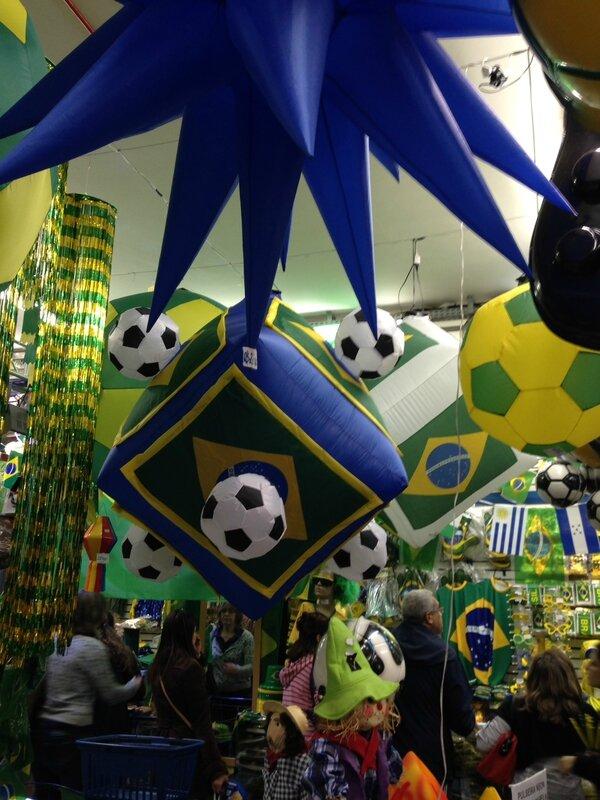 11 juin 2014 - São Paulo - centro (2)