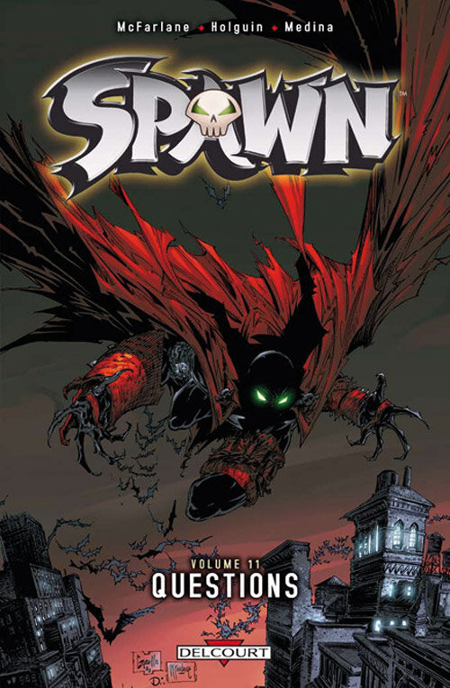 delcourt spawn 11 questions