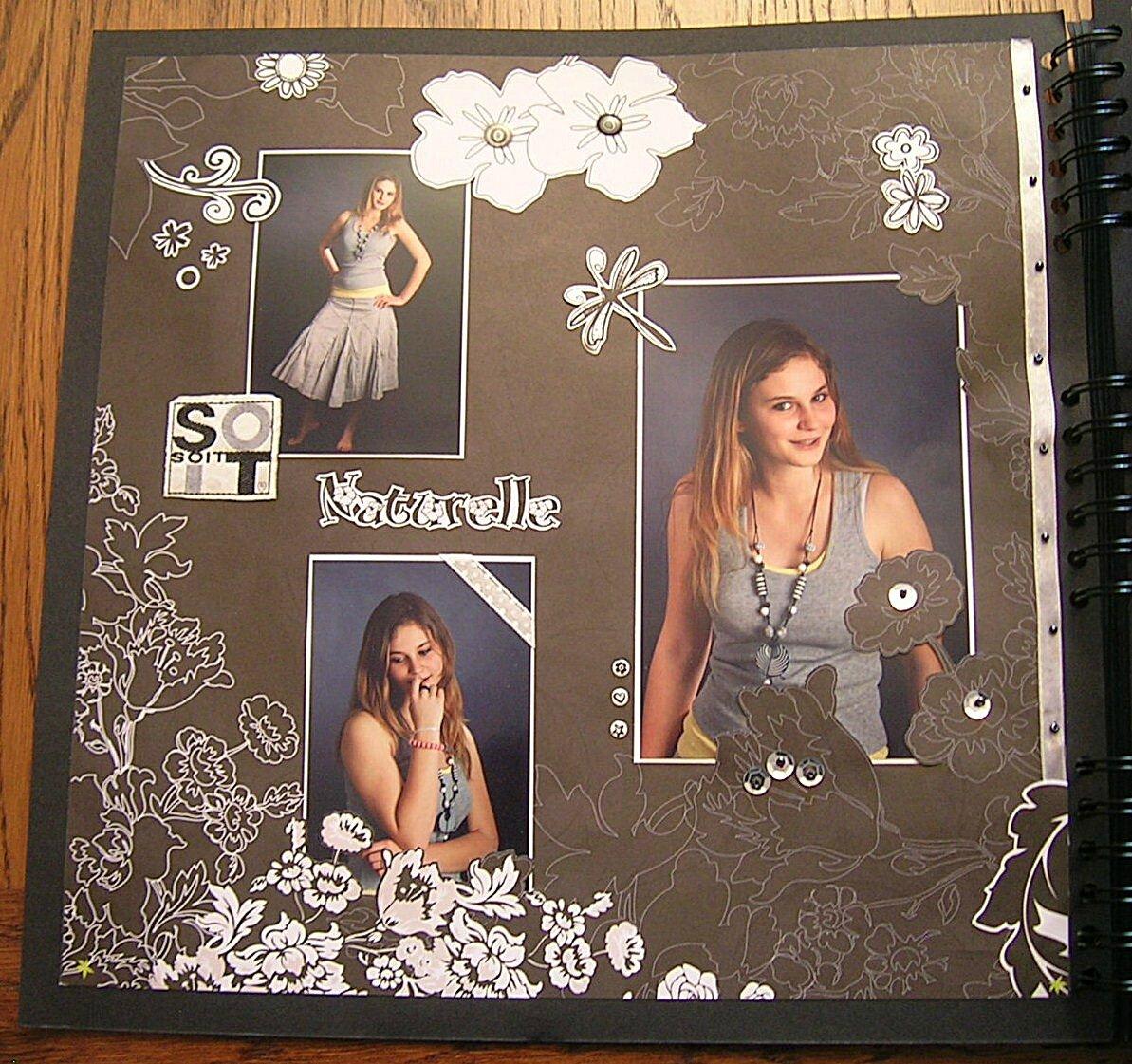 ALBUM 18 ANS CAMILLE (18) 2008