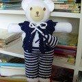 ours au crochet