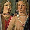[bijou] bijou de cheveux de l'ange (iconographie)