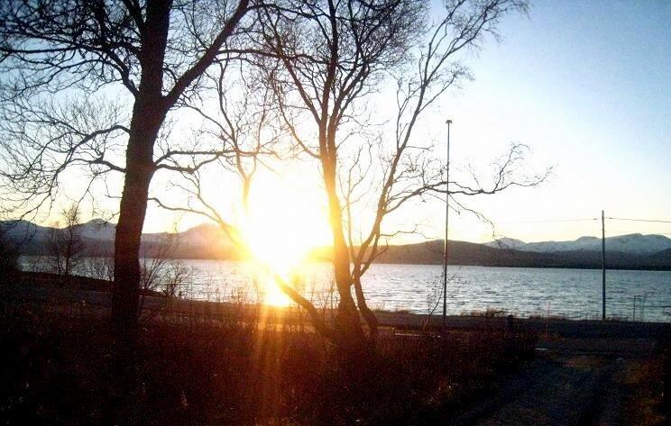 coucher de soleil (16h45)