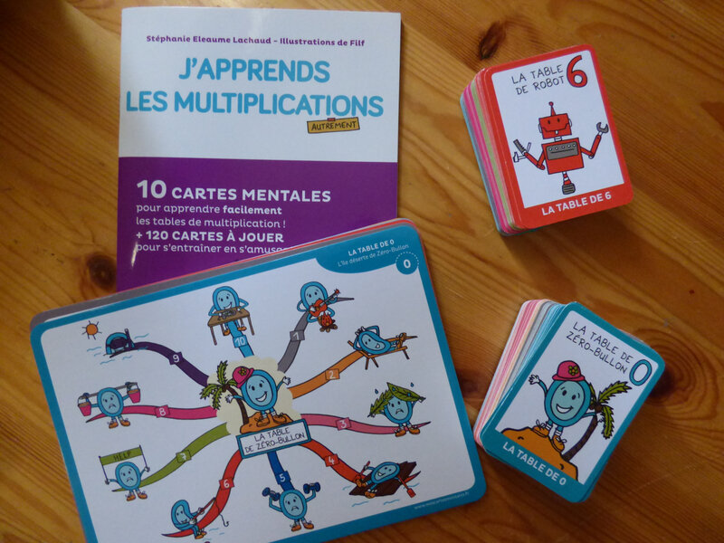 J'apprends les multiplications autrement (1)