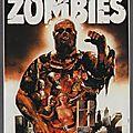 Poesie du macabre (l'enfer des zombies / l'au delà - 1981)