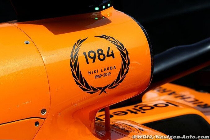 2019-Monaco-Niki Lauda-McLaren