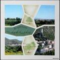 Roquebrun au loin