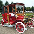 FORD Model T TownCar 1909 Schwetzingen (1)