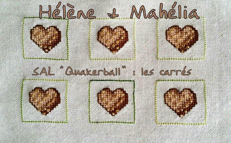 helene et mahelia_carrés coeurs