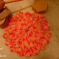 Dishcloth tournesol