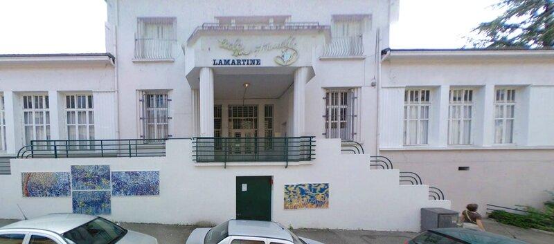 école maternelle Lamartine