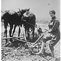 Usa 1917-1918 : femmes au travail
