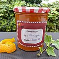 Confiture d'oranges au thermomix