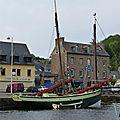 le Grand Léjon dans le port du Légué à St Brieuc