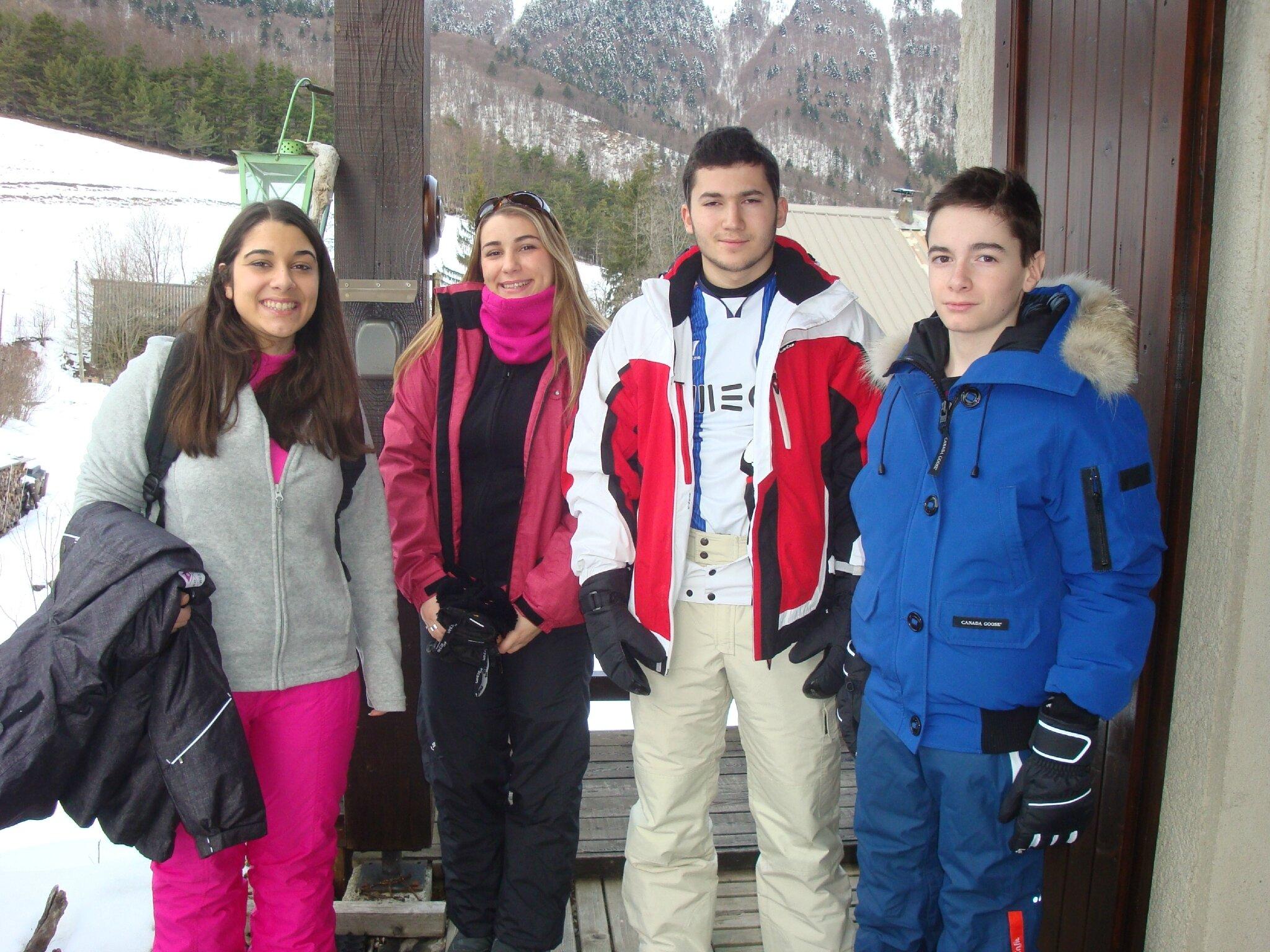 13 février - Randonnée au Col de l'Allima (Isère)