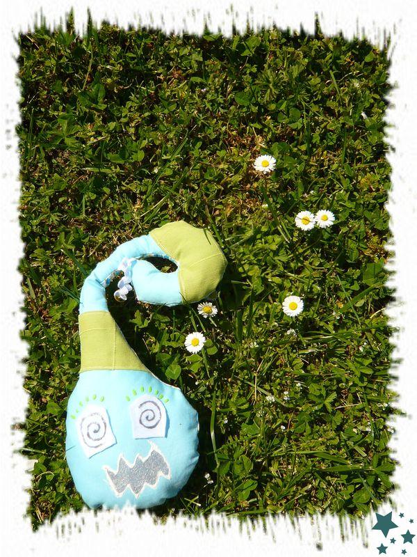 ziguigui dans l herbe
