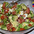 Salade carioca