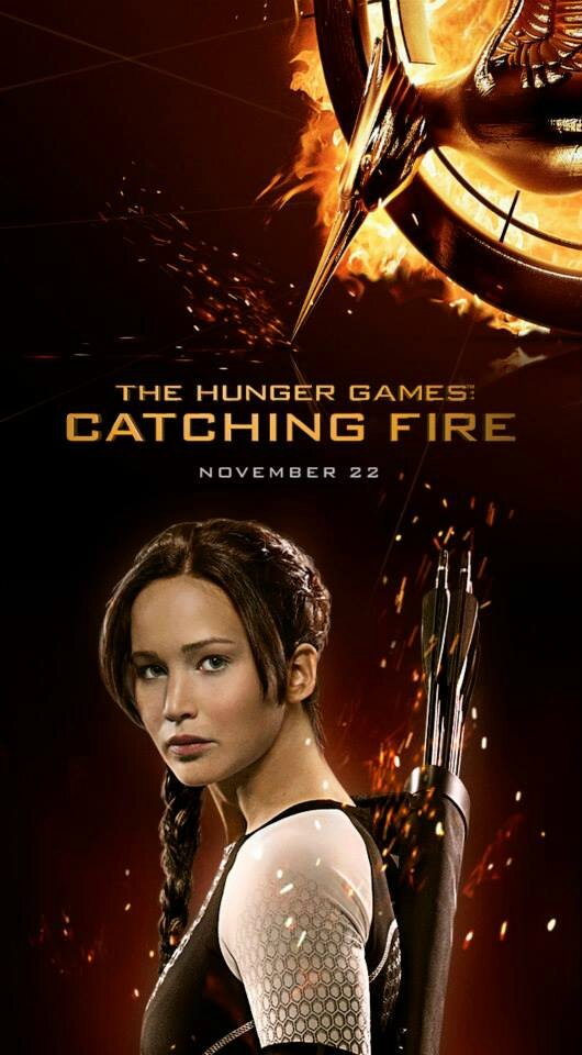 Katniss Catching Fire 03