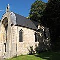Chapelle du château de Stors