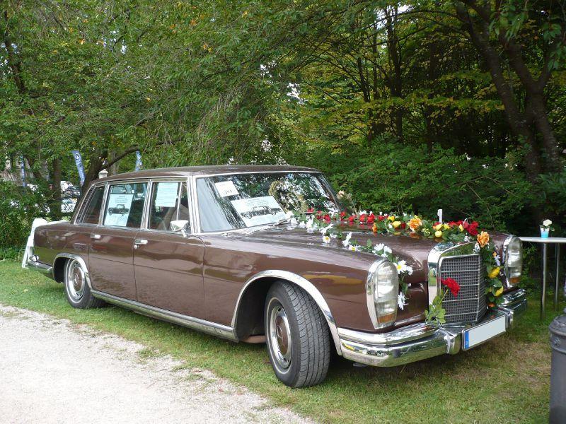 MERCEDES 600 limousine 1968 Baden Baden (1)