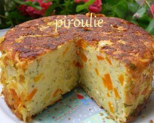 omelette meguina